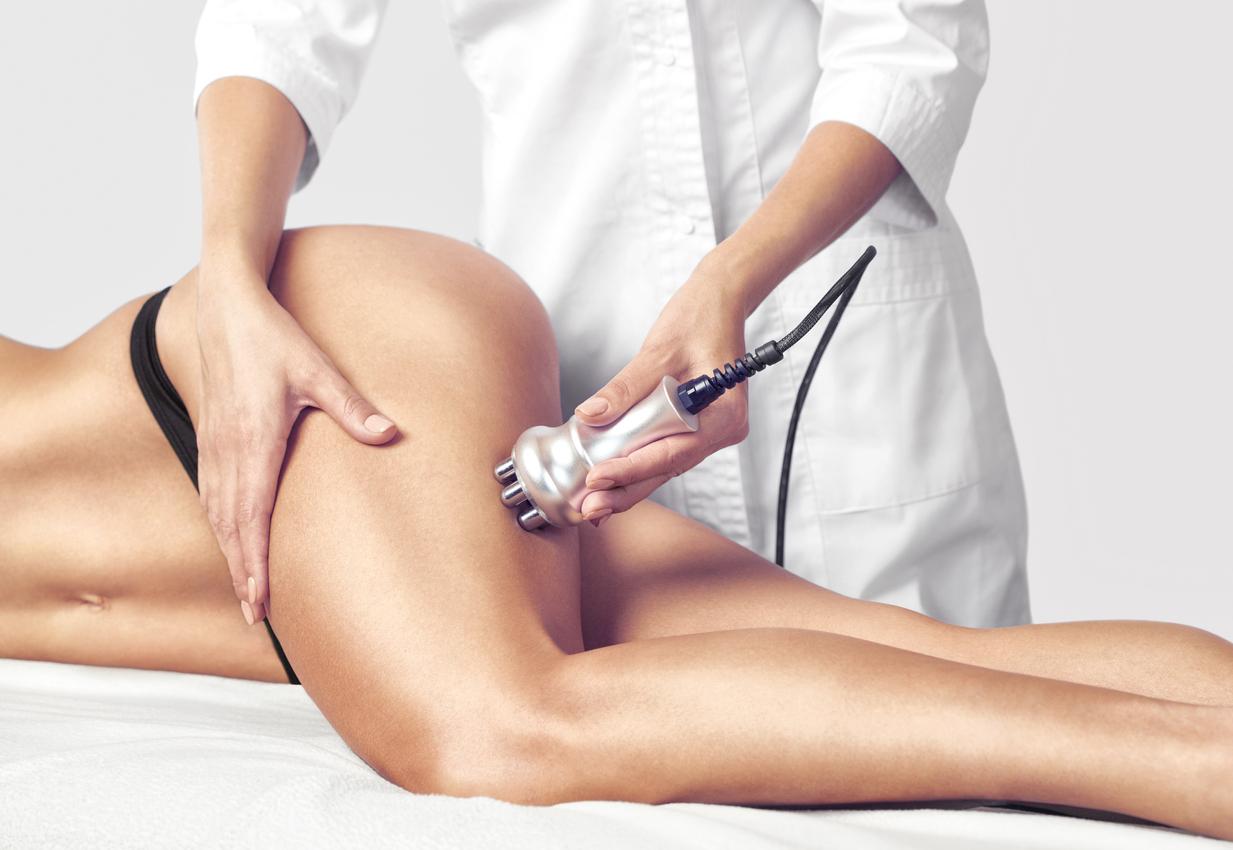 ultradźwiękowa liposukcja