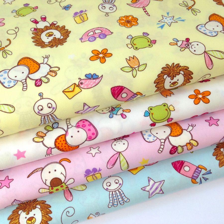 tkaniny dla dzieci