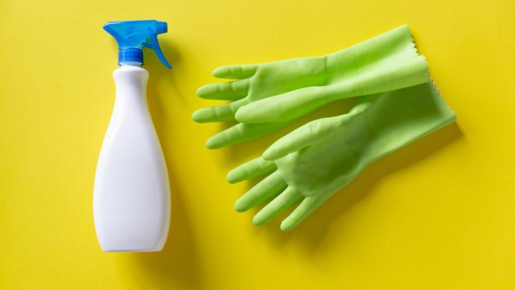 czyszczenie plisów